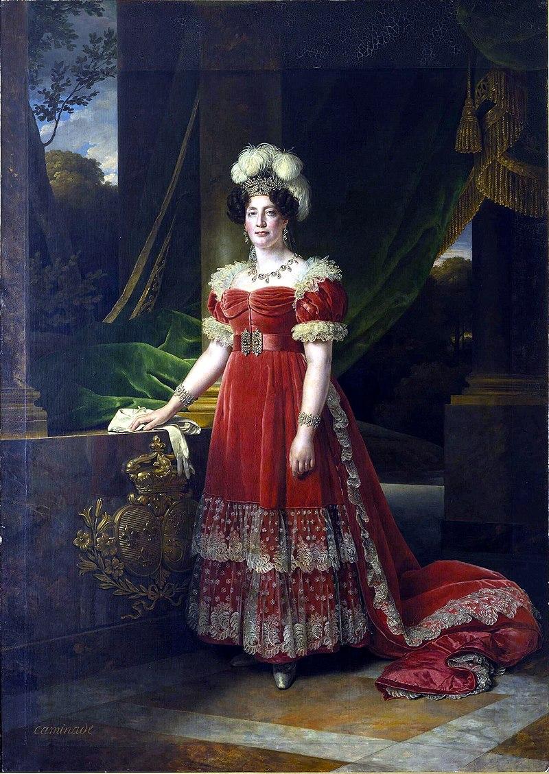 Мария Тереза Французская.
