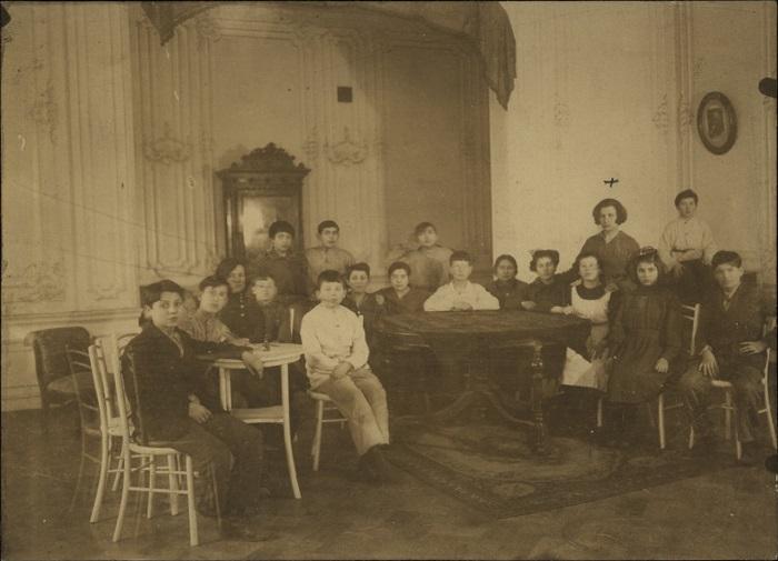 Ленинград, 1928 год.